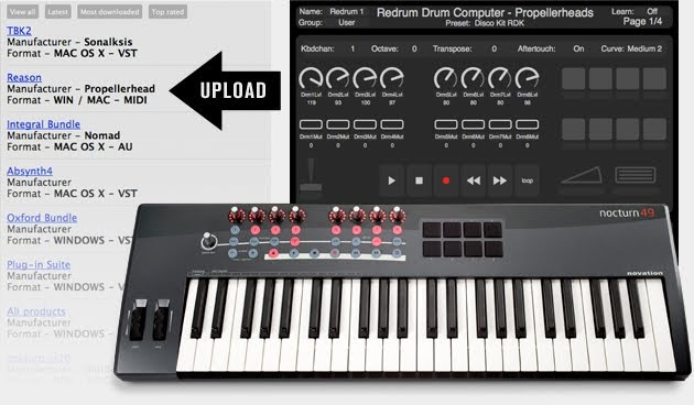 How to map Novation Impulse 49 with Logic Pro X without ...