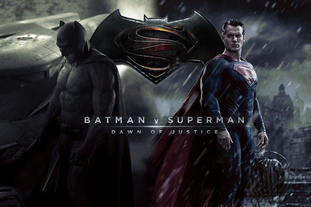New Trailer for Batman v Superman: Dawn of Justice