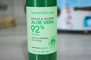Tônico Facial Aloe Vera 92%
