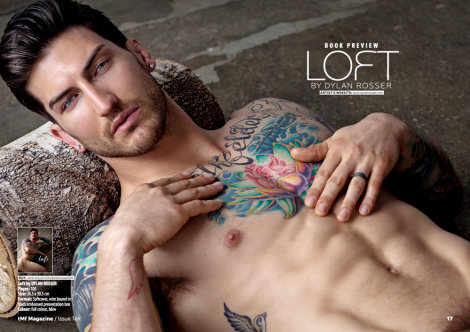 'Loft' Photography Book by Dylan Rosser