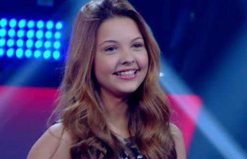 Eliminada do -The Voice Kids-, ex-Chiquitita critica participante do programa