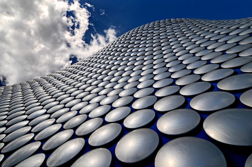 Selfridges Birmingham Future Systems Uk 1999 2003