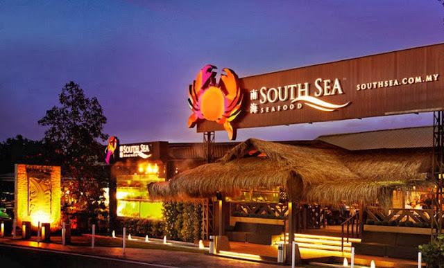 South Sea Restaurant In Subang