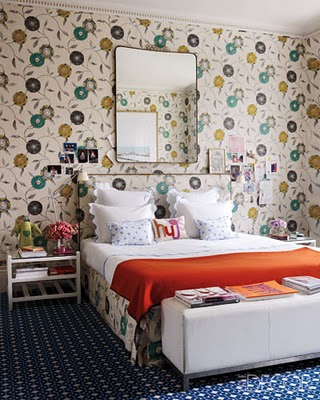 The enchanted home for Elle decor beds