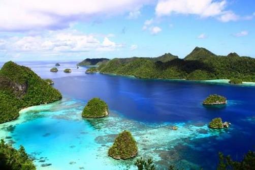 Indonesia, Negara Maritim Kita Oleh Susi Pudjiastuti Menteri Kelautan