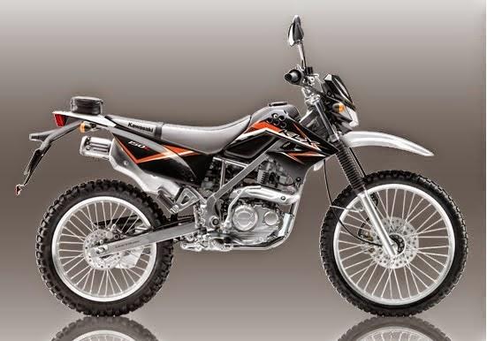 Motor Kawasaki KLX150L