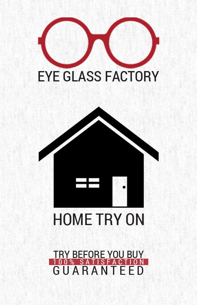 Eyeglass Frames To Try On At Home : Eyeglass Factory Home Try On Eyeglass Factory