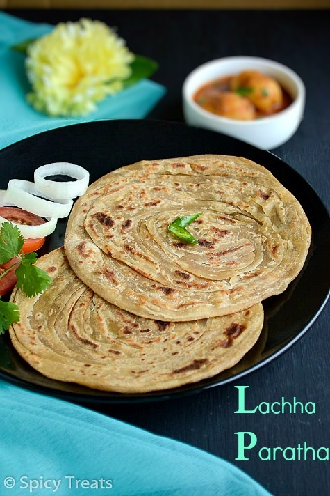 how to make parotta at home with pictures