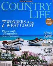 Latest Writing in January 2013 Country Life