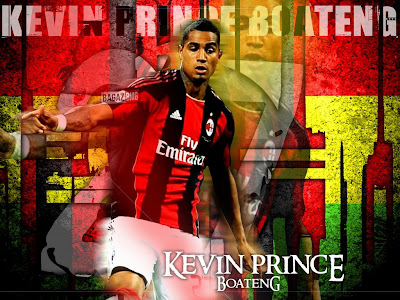 Prince Boateng Big Poster