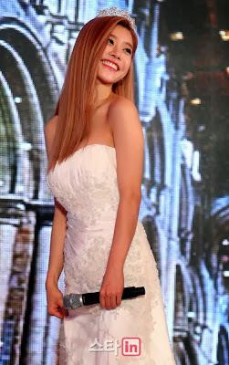 Girls Day Sojin Something Showcase