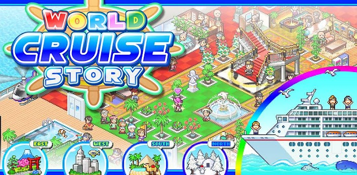 Games World Cruise Story Build Your Own Cruise Ship - Cruise ship building games