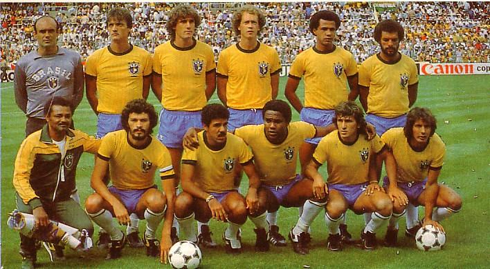 1982 in Brazilian football