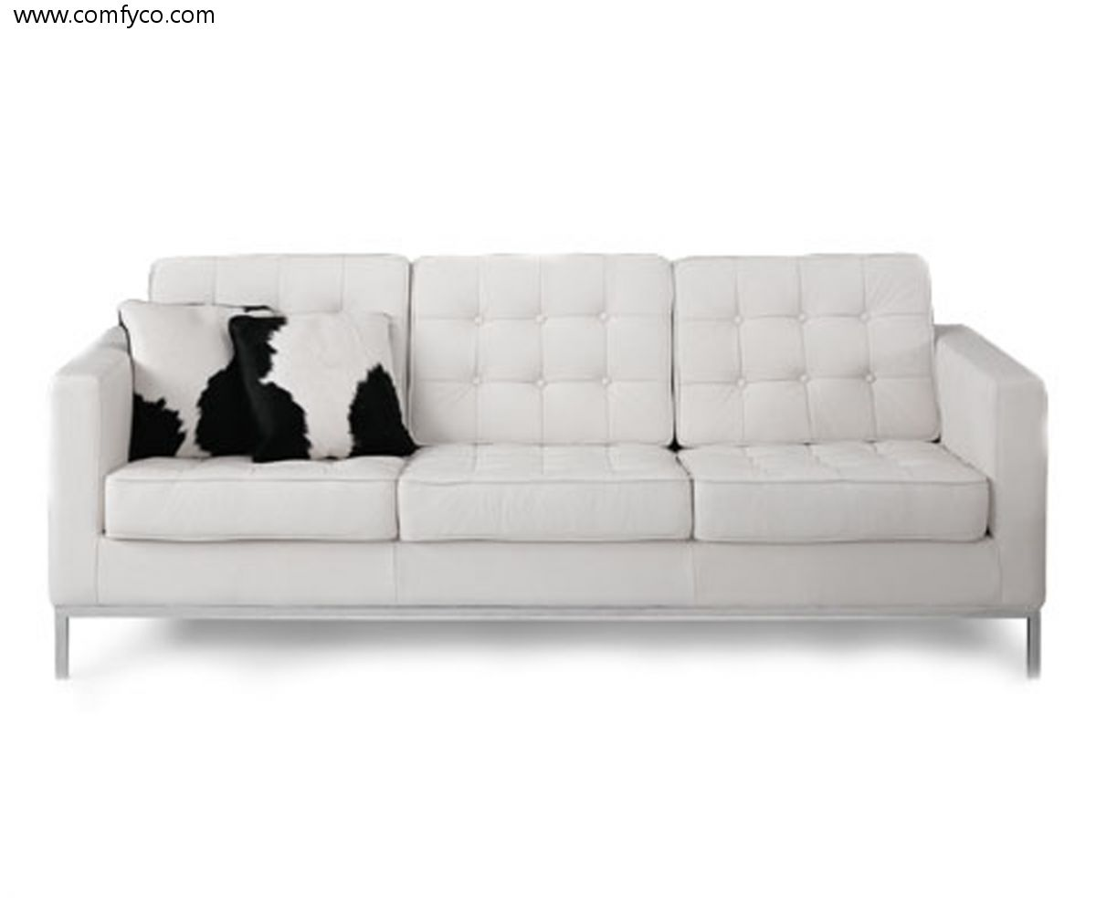 Modern White Couch u555u | images: modern white couch