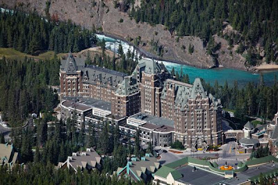 Fairmont Banff Springs, Kanada