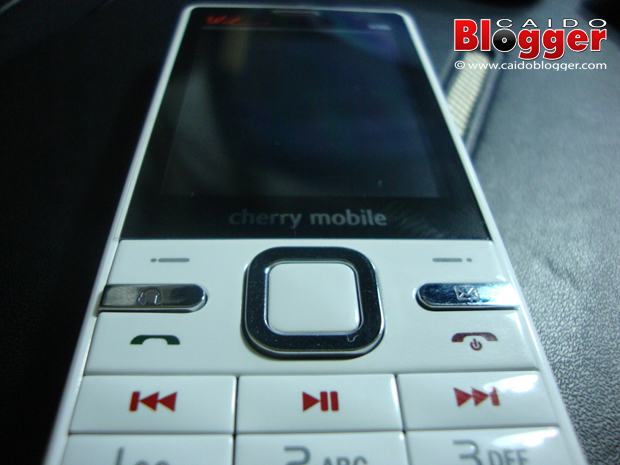 Cherry Mobile X8i Wil Fone Music and TV Phone