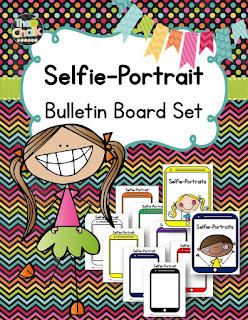 https://www.teacherspayteachers.com/Product/Selfie-Portrait-Bulletin-Board-Set-2062557
