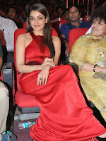 Kajal Agarwal latest photos at Temper audio-cover-photo