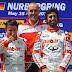 GT Open: Cochito López ganó la Carrera 2 en Nürburgring