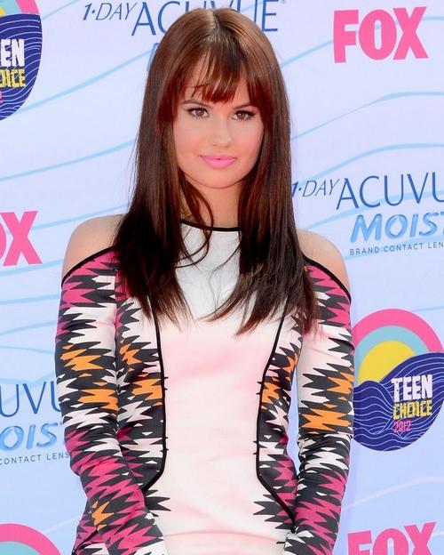 Debby Ryan: Teen Choice Awards 2012
