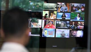 Migrasi TV Analog ke Digital Tunggu Revisi UU Penyiaran