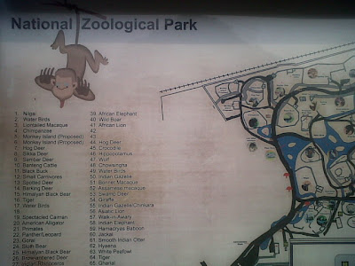 Delhi Zoo Guide for the Visitors