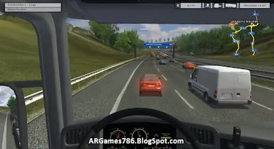 Euro Truck Simulator 2 FULL-P2P | Free Download Games