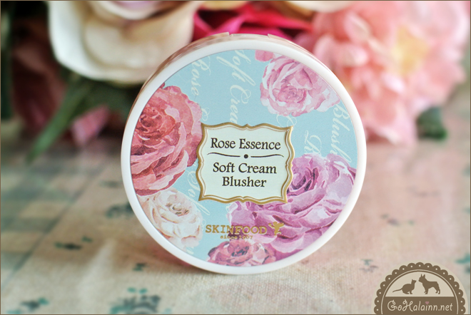 Skinfood Rose Essence Soft Cream Blusher #4 Orange Rose Review