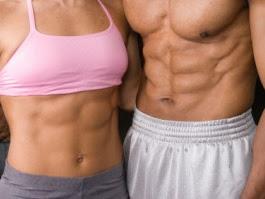 Tener los abdominales marcados es directamente proporcional a tu manera de comer