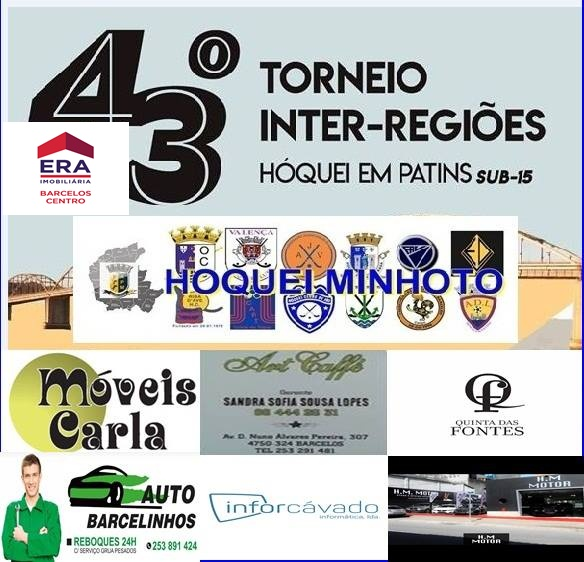 43ª edição Inter Regiões