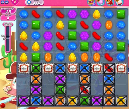 Candy Crush Saga 443