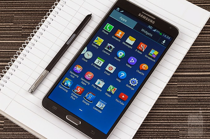 Samsung Galaxy Note 3 Android Smarphone Review
