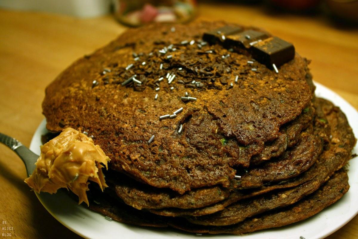 how to make oatmeal pancakes vegan