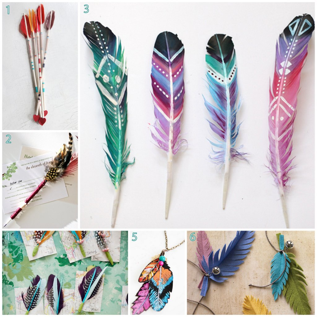 Creativity unmasked six for saturday or sunday birds of for Synthetic feathers for crafts