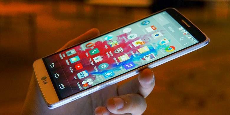 LG Bikin Rekor Berkat Android G3