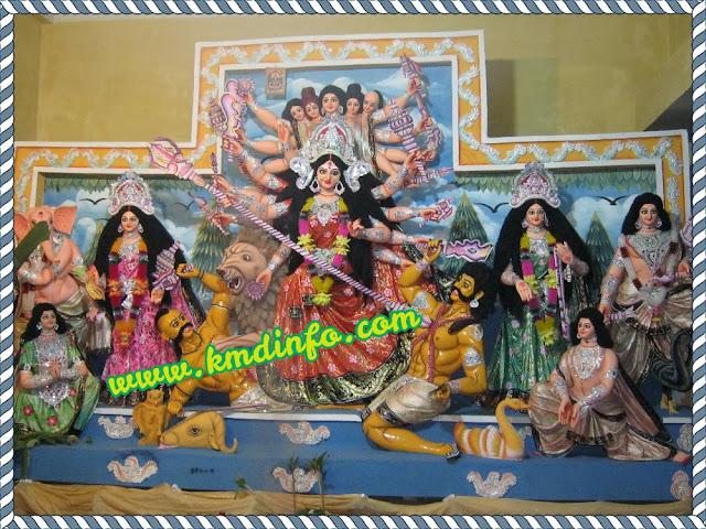 Baghdaitala Sarbojanin Durga Puja - বাঘড়াইতলা