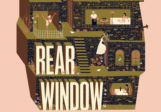 Rear Window & Home Alone by Adam Simpson & Mondo
