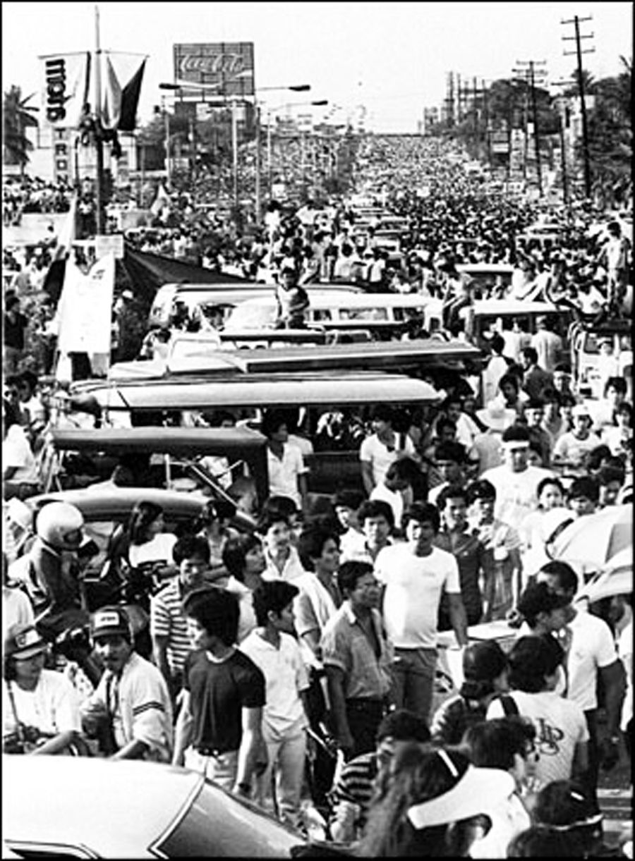 the edsa revolution The 1986 people power revolution the edsa revolution, a peaceful cry for freedom  movements and the necessary supplies and food needed by the people at edsa though .