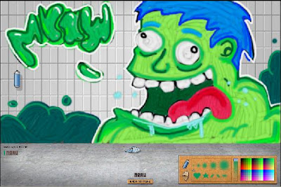 Graffiti Characters,Graffiti Monsters