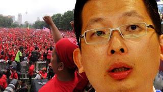 Himpunan Gerakan Merah kerja gila – Gerakan