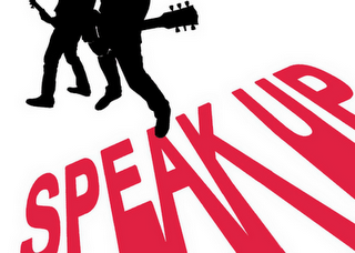 Speak Up - Jangan Pernah