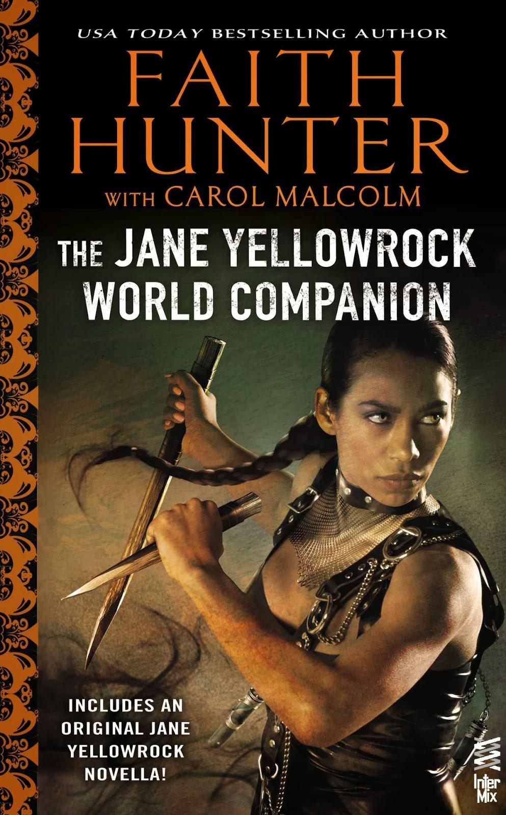 Jane Yellowrock Worldpanion By Faith Hunter