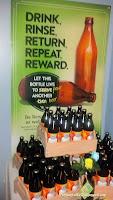 New Crabtree bottles