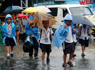 Class suspensions on Tuesday, August 7, 2012