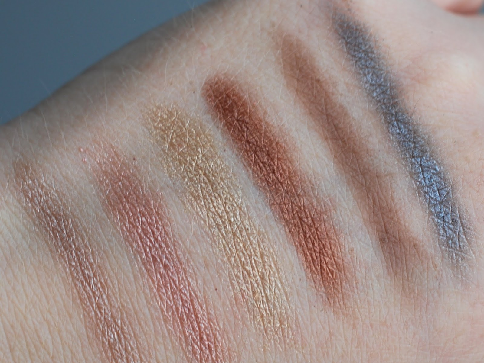 Swatches Sleek Storm Palette