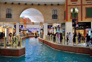 Villagio Mall, Doha, Qatar