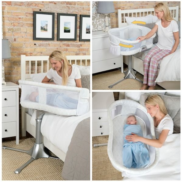Baby Bed That Swaddles And Moves