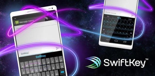 SwiftKey, uno de los mejores teclados Android, acaba de recibir una gran actualización a su versión 4.1 incorporando nuevos temas, mejoras de rendimiento y corrección de varios errores. SwiftKey es considerado por muchos (me incluyo entre ellos) como el mejor teclado Android. No por nada es la aplicación de este tipo más vendida en Google Play y la más popular en 38 países. Sin embargo, sus desarrolladores no se conforman y siguen mejorando su app. Novedades Swiftkey 4.1 Switkey se ha actualizado a su versión 4.1 incorporando tres nuevos temas, corrección de varios errores y bugs, mejoras de rendimiento, mejor