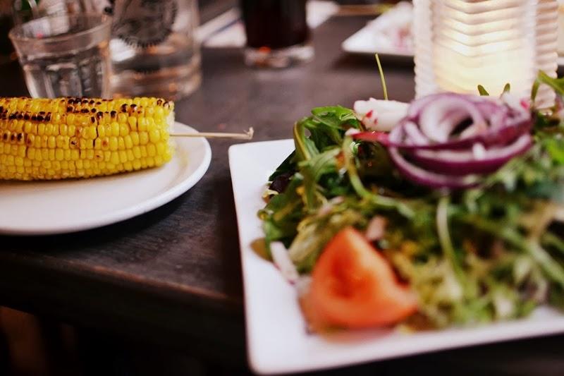 mais salat amsterdam restaurant