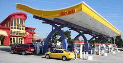 Shell Gas Station Fremont